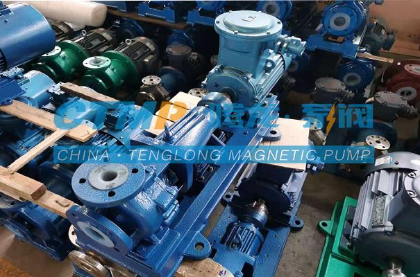 离心泵工作原理及类型划分