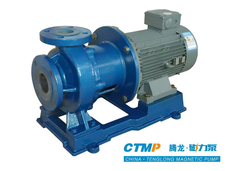 TMF氟塑料磁力泵