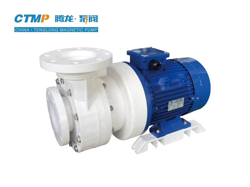 BKG同轴涡流式耐酸碱泵