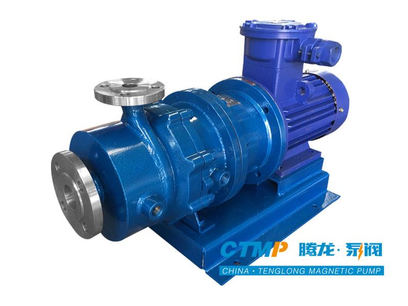 CQB-GB高温保温不锈钢磁力泵