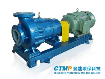 CQB-FA氟塑料磁力泵(长支架型)