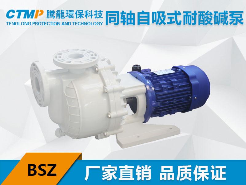 BSZ耐酸碱自吸泵